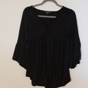 Try This ladies shirt mid sleeves medium